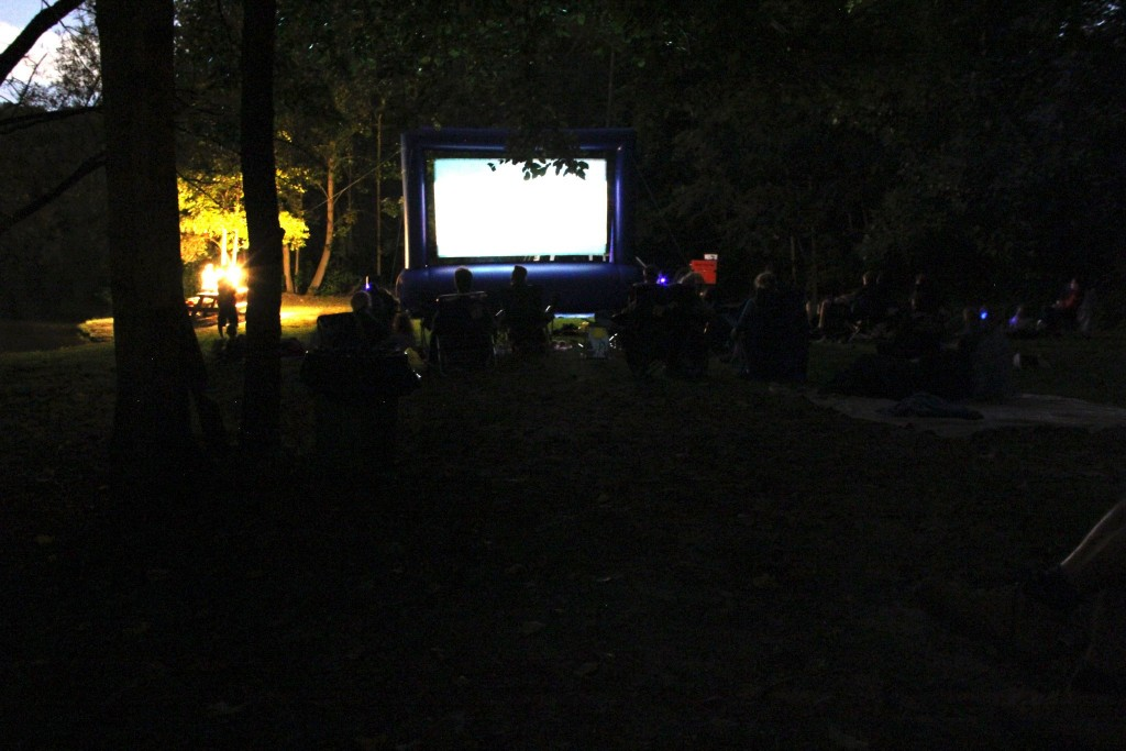 Swedesboro Lake Park is the venue of an annual Movie in the Park event!