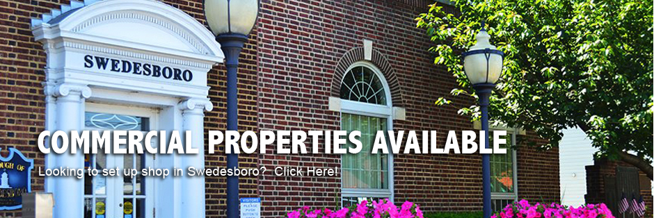 Commercial Properties Available