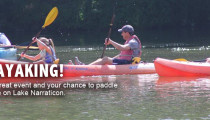 August 5th Free Kayaking Event