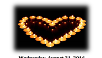 Candlelight Vigil for Victims of Addiction