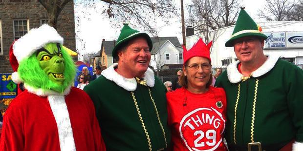 Christmas Events In Nj.Annual Swedesboro Christmas Parade Tree Lighting Swedesboro
