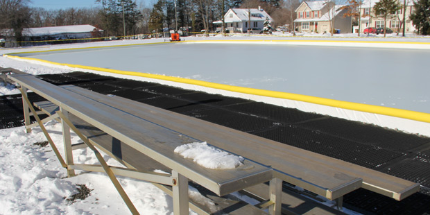 Swedesboro Outdoor Rink - at the Auction Park | Swedesboro